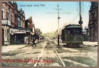 Union Road pic